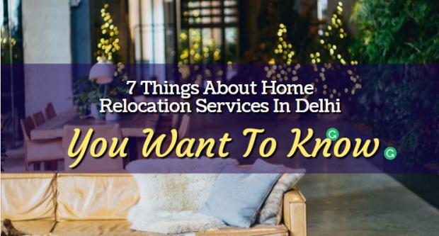 Home relocation service in delhi
